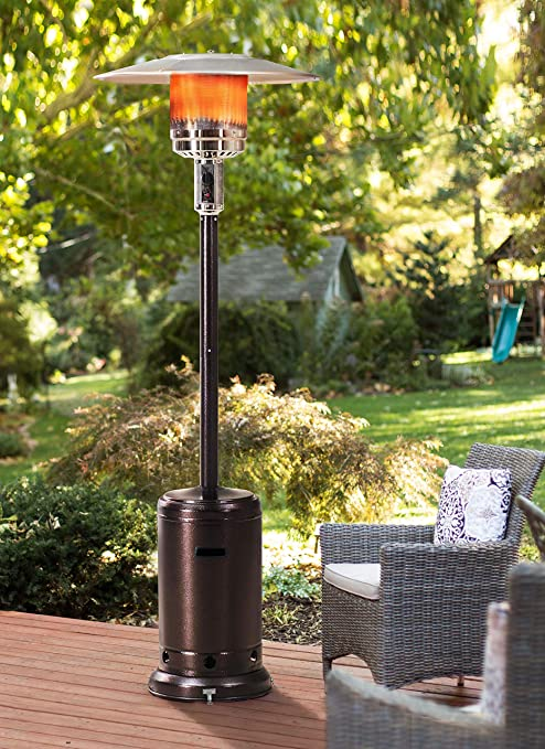 Free-Standing gas patio heater/Electric Patio Heaters